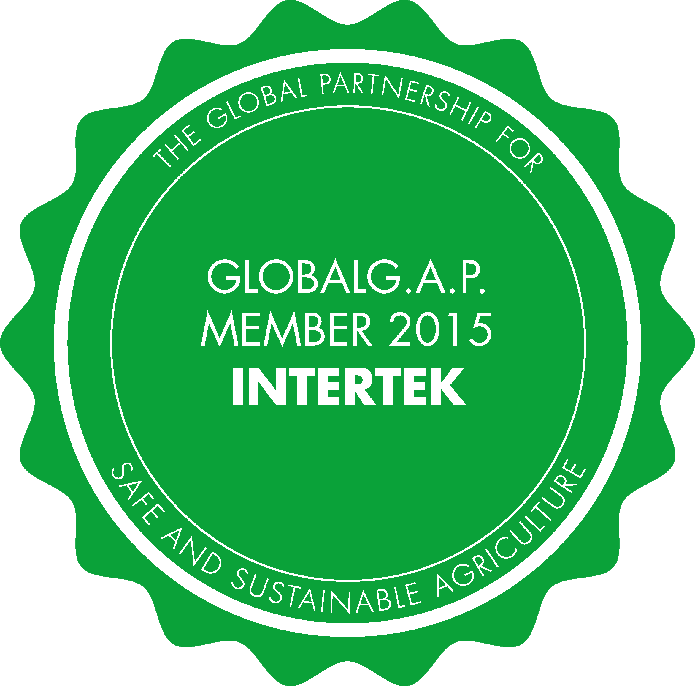 logo GLOBALGAP intertek